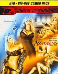 Assassins (DVD + Blu-ray Combo) Blu-ray Image from Digital Playground.