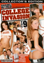 College Invasion Vol. 9 Porn Movie