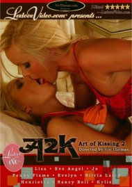 Art of Kissing 2, The Porn Movie