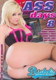 Ass For Days 8 Porn Video