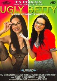 This Is Definitely Not Ugly Betty: A XXX Tranny Parody Porn Video