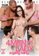 4 Men And A Lady: A Gang Bang Porn Movie