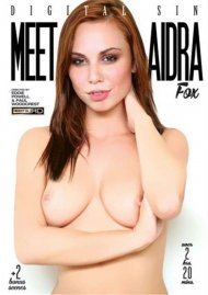 Meet Aidra Fox DVD Image from Digital Sin.