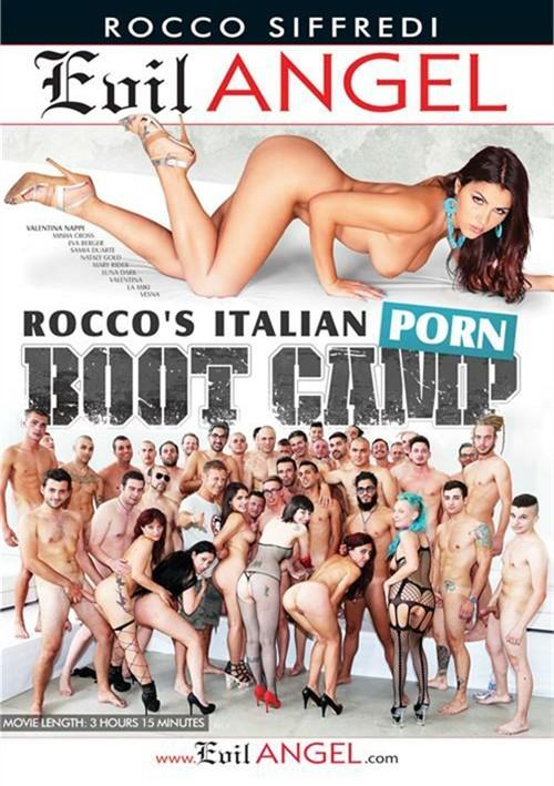 Итальянский Учебный Порно Лагерь Рокко / Rocco's Italian Porn Boot Camp (2015) DVDRip