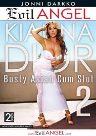 Kianna Dior: Busty Asian Cum Slut 2 HD Porn Video from Evil Angel!