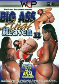 Big Ass Anal Heaven 11 Porn Movie