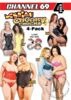 Lesbian Chunky Chicks 4 Pack Porn Movie