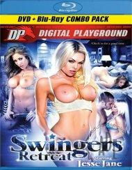 Swingers Retreat (DVD + Blu-ray Combo) Blu-ray Image from Digital Playground.