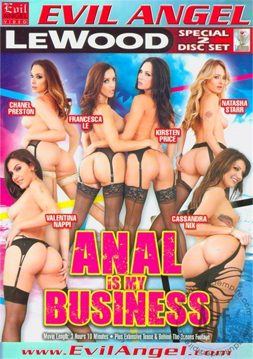 Anal Is My Business