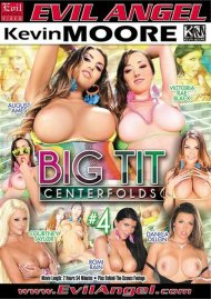 Big Tit Centerfolds #4 DVD Image from Evil Angel.