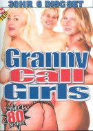 Granny Call Girls 6-Disc Set Porn Movie
