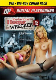 Home Wrecker 2 (DVD + Blu-Ray Combo) Porn Movie