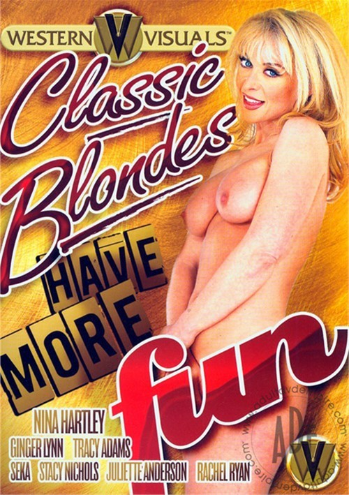 Classic Blondes Have More Fun