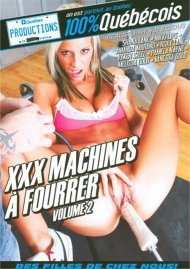 XXX Machines A Fourrer Vol. 2 Porn Movie