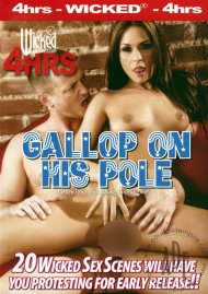 Gallop On His Pole Porn Video