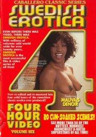 Swedish Erotica Vol. 6 Porn Video