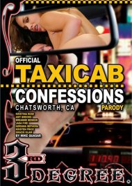 Official Taxicab Confessions Parody DVD Image from Third Degree Films.