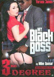 My Black Boss Porn Movie