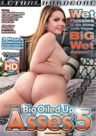 Big Oiled-Up Asses! #5 Porn Movie