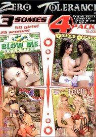 3 Somes 4-Pack Porn Movie