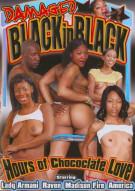 Black in Black Porn Video
