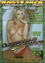 Outrageous Gangbangs Porn Movie