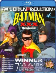 Batman XXX: A Porn Parody Blu-ray