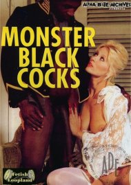Monster Black Cocks Porn Movie