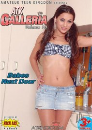 ATK Galleria Vol. 10 Porn Video