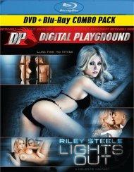 Riley Steele Lights Out (DVD + Blu-ray Combo) Blu-ray