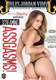 Screaming Assgasms! Porn Movie
