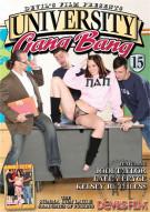 University Gang Bang 15 Porn Movie