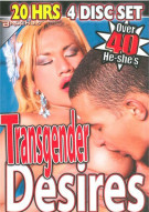 Transgender Desires 4-Disc Set Porn Movie