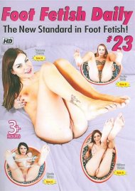 Foot Fetish Daily Vol. 23 Porn Video from Kick Ass.