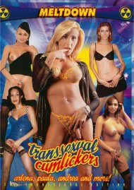 Transsexual Cumlickers Porn Movie