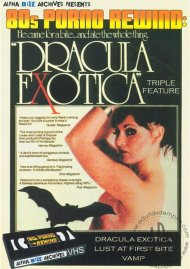 Dracula Exotica Triple Feature Porn Video