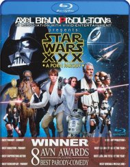 Star Wars XXX: A Porn Parody Blu-ray