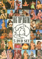 Big Butts 5-Pack Porn Movie