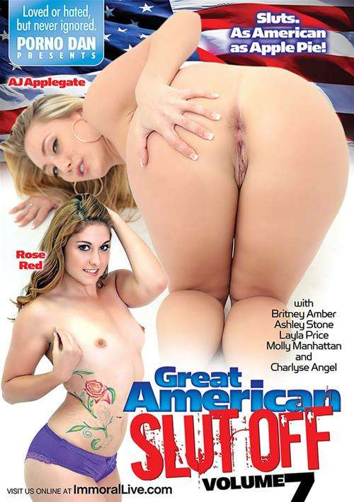 The Great American Slut Off Vol. 7 DVD Porn Movie Image
