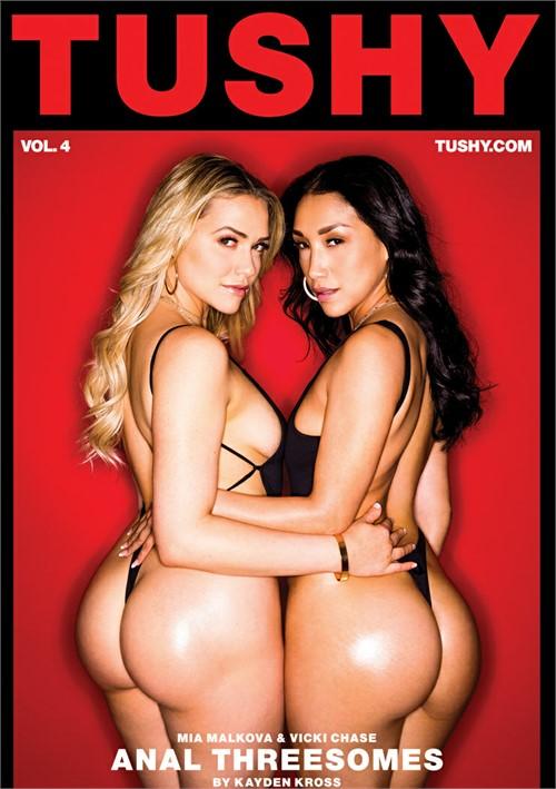 Anal Threesomes Vol. 4 porn video