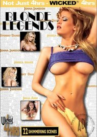 Blonde Legends Porn Movie