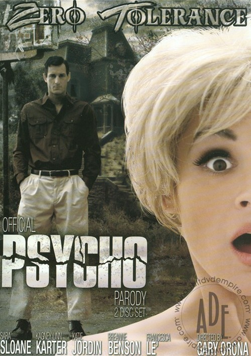 1940s Porn Parody - Official Psycho Parody (Zero Tolerance 2010)