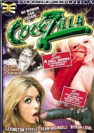 Cockzilla DVD Image from Evolution Erotica.