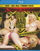 Bad Girls 8 (DVD + Blu-ray Combo) Blu-ray