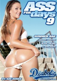 Ass For Days 9 Porn Movie