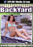 Backyard Amateurs #3 Porn Movie