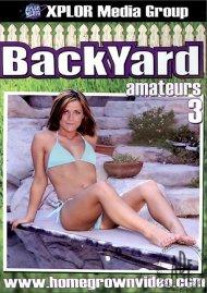 Backyard Amateurs #3 Porn Video