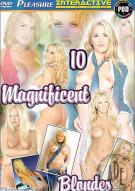 10 Magnificent Blondes Porn Video
