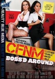 CFNM: Bossd Around! Porn Video