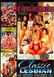 Classic Lesbian Pack 2 Porn Movie